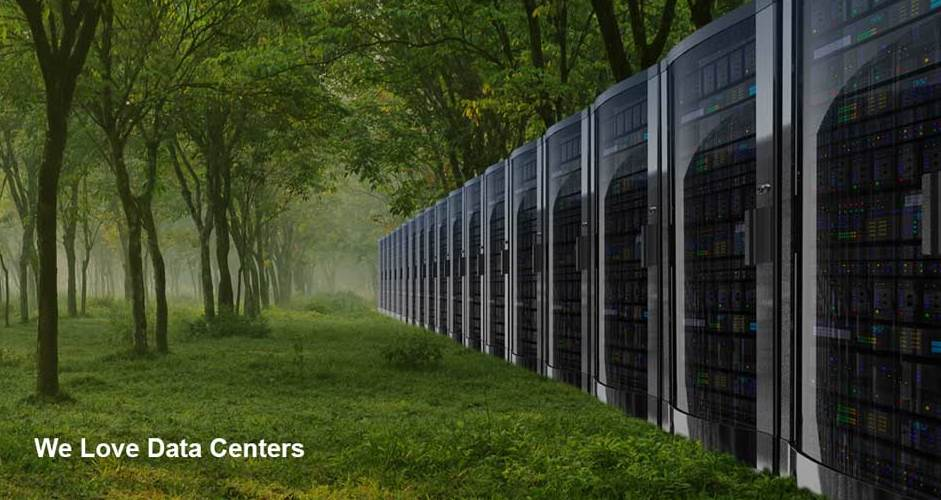 We Love Data Centers