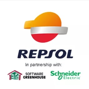 Repsol Software Greenhouse Schneider